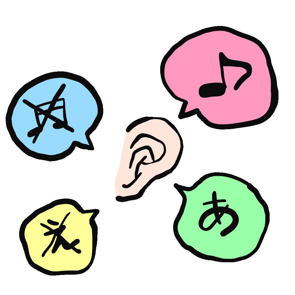 【イラストで解説】聴覚障害とは?聴覚障害者がわかりやすく説明します