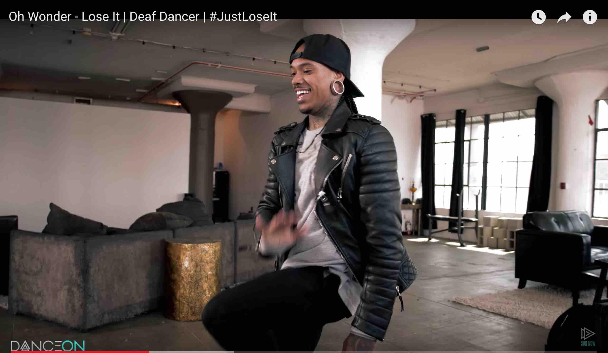 【紹介】米国ろう者のダンサー紹介!人気ダンスチャンネルDance Onがすごい